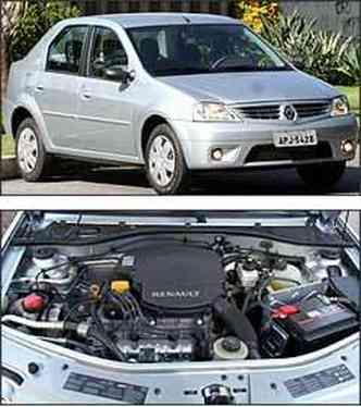 Motor 1.6 8V tem melhor desempenho na cidade e consome menos