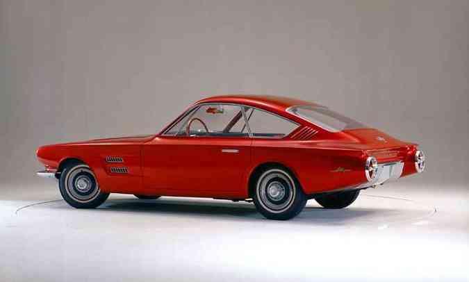 1961: protótipo Aventura(foto: Ford/Divulgação)