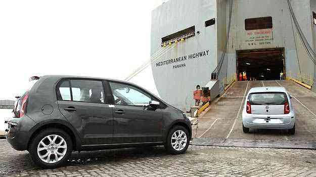 Na Argentina, o up! será movido somente a gasolina, diferente do Brasil onde o modelo é equipado com o motor Total Flex   - Fotos: Volkswagen/Divulgação
