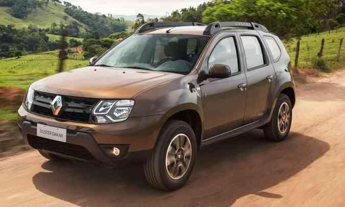 Renault Duster(foto: Marcos Camargo/Renault/Divulgação)