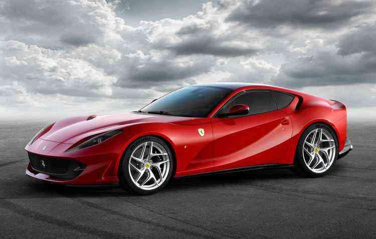 Funcionários ficam de fora do público consumidor da empresa - Ferrari / Divulgação