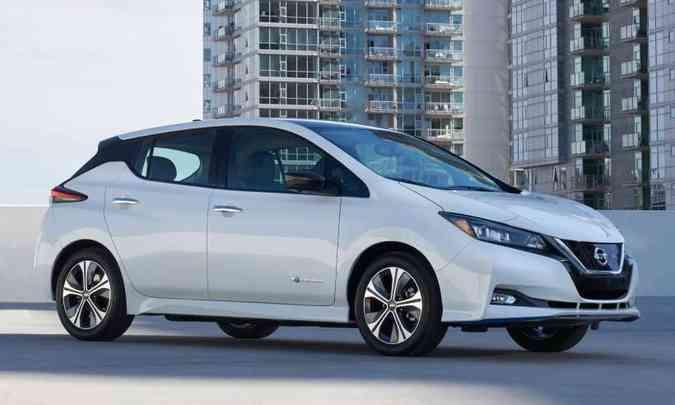 Nissan Leaf(foto: Nissan/Divulgação)