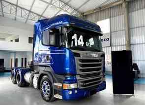 Scania R-440 a 4x2 Highline (diesel)(e5) em Belo Horizonte, MG valor de R$ 150.000,00 no Vrum