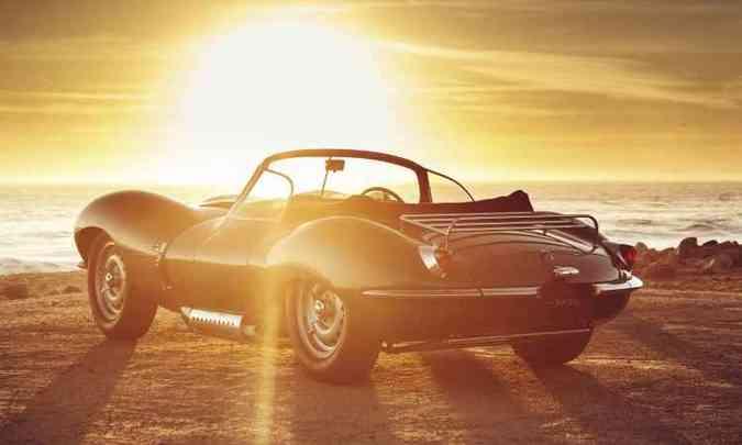 Da carroceria ao chassi, do motor ao interior, tudo foi feito conforme as especificações originais(foto: Jaguar/Divulgação)