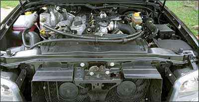 Autorização do Detran-MG facilita remarcação de número do motor em caso de troca - Marlos Ney Vidal/EM - 29/9/05