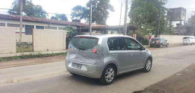 Compacto terá quatro versões, com preços a partir de R$ 29.791 - Leonardo Gioia/Divulgação