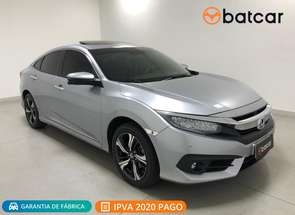 Honda Civic Sedan Touring 1.5 Turbo 16v Aut.4p em Brasília/Plano Piloto, DF valor de R$ 109.000,00 no Vrum