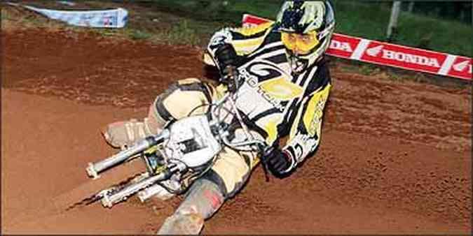 As pistas são as mesmas de disputa do Campeonato Brasileiro de Motocross(foto: Fotos: Neilton Fernandes/Vipcomm/Pro Tork/Divulgação - 11/6/07)