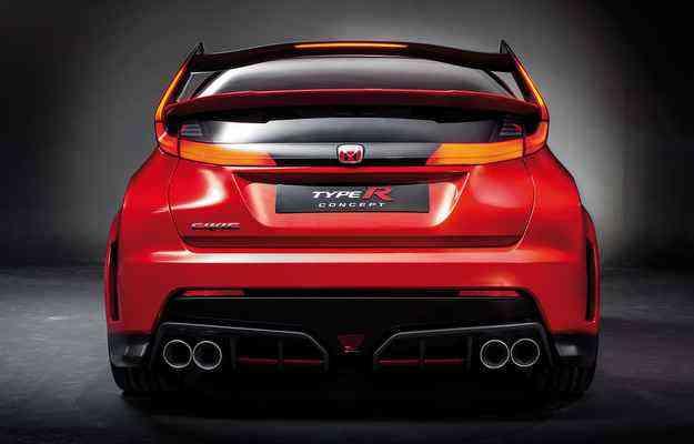 Segundo a montadora o novo Civic rende mais de 280 cv  - Honda/divulgação