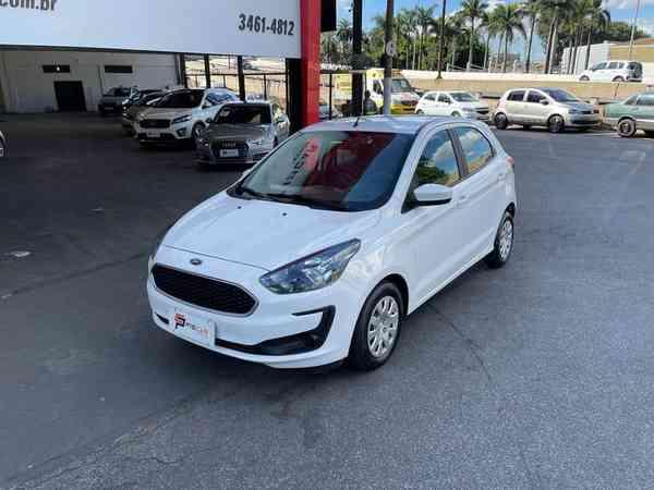 Ford Ka 1.0 Se/Se Plus Tivct Flex 5p 2019 R$ 42.900,00 MG VRUM