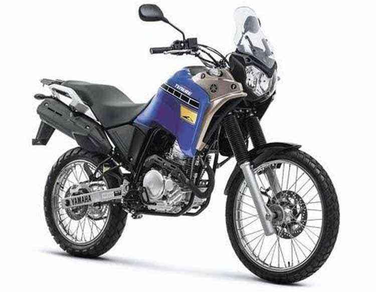 A Lander 250 mantém praticamente o mesmo visual desde 2006 - Yamaha/Divulgação