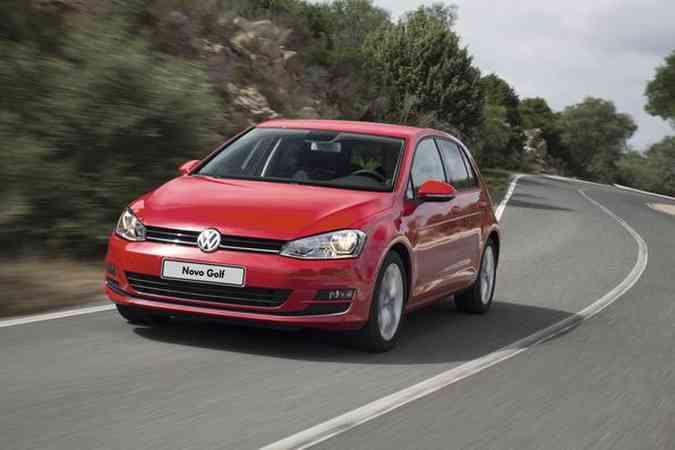 Volkswagen Golf Comfortline 2014Volkswagen /Divulgação