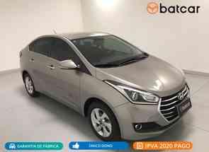 Hyundai Hb20s Premium 1.6 Flex 16v Aut. 4p em Brasília/Plano Piloto, DF valor de R$ 57.000,00 no Vrum