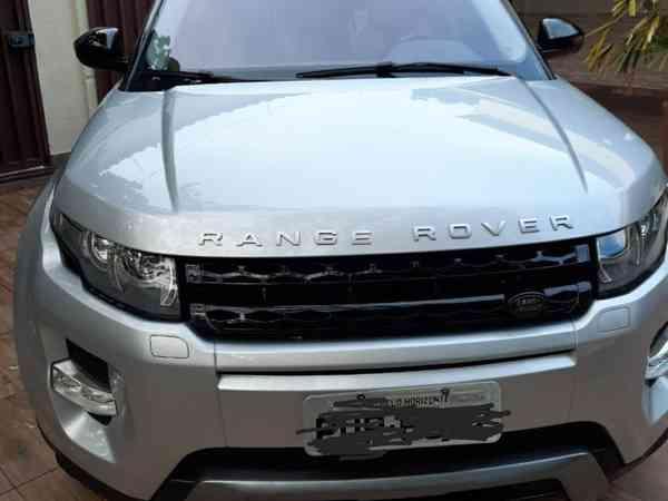 Land Rover Range R.evoque Dynamic 2.0 Aut 5p 2014 R$ 130.000,00 MG VRUM