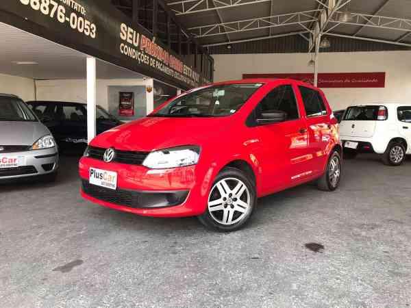 Volkswagen Fox 1.0 MI Total Flex 8v 5p 2014 R$ 39.900,00 MG VRUM