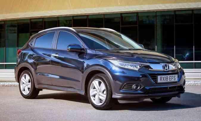 Honda HR-V(foto: Honda/Divulgação)