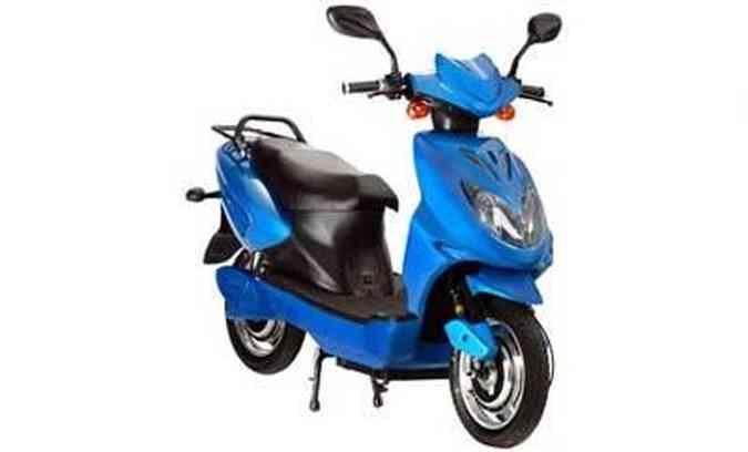 O S 1000 tem dois motores de 500 watts, que podem ser usados juntos ou separados