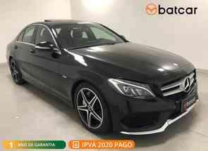 Mercedes-benz C-250 Sport 2.0 16v 211cv Aut. em Brasília/Plano Piloto, DF valor de R$ 135.000,00 no Vrum
