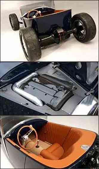 Na traseira, rodas de alumínio e largos pneus na medida 295/40. Sob o capô, moderno motor de cinco cilindros e 37,7 kgfm de torque. Interior tem acabamento sofisticado e muitos espaço para ocupantes