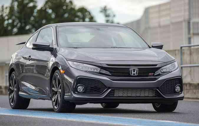 Design não tem nada de 'visual coroa', já descartado na 10ª geração (foto: Honda/Divulgação)