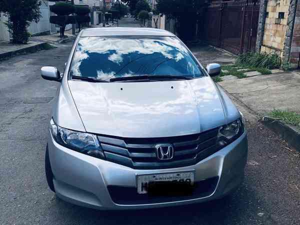 Honda City Sedan DX 1.5 Flex 16v Mec. 2011 R$ 335.000,00 MG VRUM