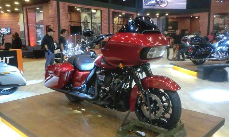 Harley-Davidson Road Glide Ultra - Téo Mascarenhas/EM/D.A Press