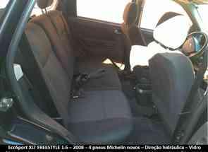 Ford Ecosport Xlt Freestyle 1.6 Flex 8v 5p em Belo Horizonte, MG valor de R$ 29.900,00 no Vrum
