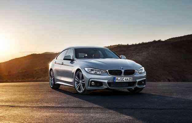 Carro traz as mesmas opções de motorização do Série 4 Coupé - BMW/divulgação