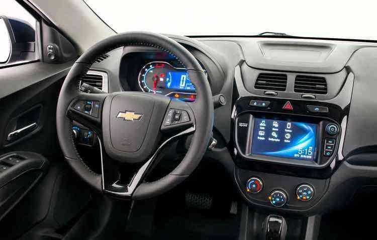 Sempre trocar o filtro do ar-condicionado é fundamental - Chevrolet / Divulgação