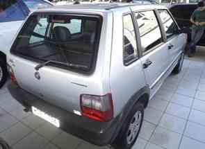 Fiat Uno Mille 1.0 Fire/ F.flex/ Economy 4p em João Pessoa, PB valor de R$ 21.500,00 no Vrum