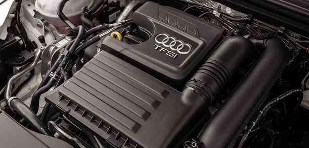 Motor 1.4 é a novidade e garante bom fôlego ao sedã com seus 122 cavalos - Audi/Divulgação