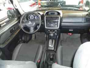 Mitsubishi Pajero Tr4 2.0/ 2.0 Flex 16v 4x4 Aut.