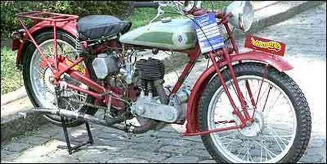 O II Minas Classic Motos vai ser sábado na Praça da Assembléia(foto: Téo Mascarenhas /Especial para o EM)