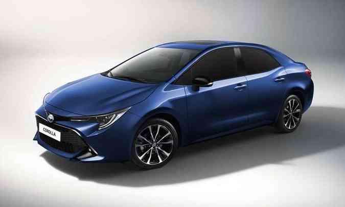 Toyota Corolla 2020(foto: Toyota/Divulgação)