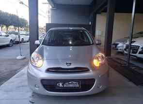 Nissan March S 1.6 16v Flex Fuel 5p em Belo Horizonte, MG valor de R$ 32.900,00 no Vrum