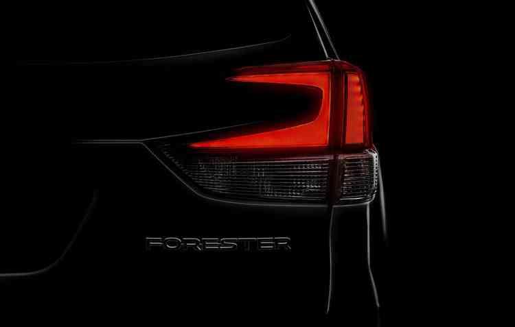 Modelo da Subaru será apresentado em Nova York. Foto: Subaru / Divulgação -