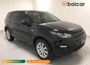 Land Rover Discovery Sport Se 2.0 4x4 Diesel Aut. em Brasília/Plano Piloto, DF valor de R$ 149.500,00 no Vrum