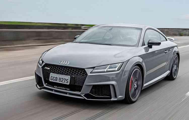 Sedã chega ao Brasil com preço sugerido de R$ 424.990 - Audi / Divulgação