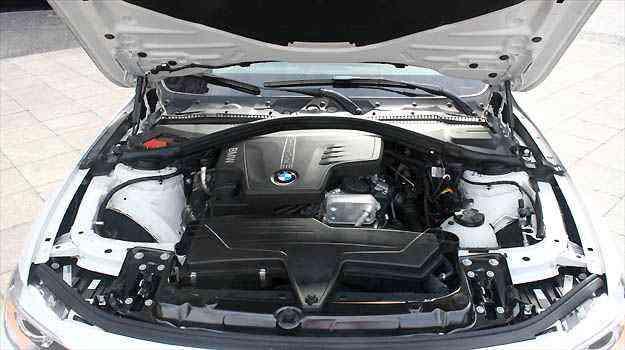 Motor 2.0 Turbo de 245 cv responde bem em qualquer situação -