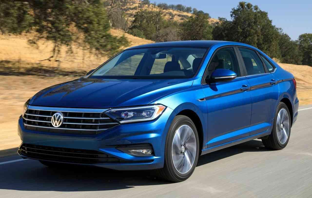 Jetta 2019 já está em preíodo de pré-venda nos Estados Unidos - Volkswagen/ Divulgação