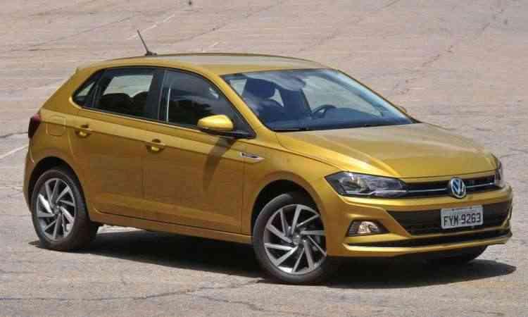 Por enquanto, a cor de lançamento amarelo Cúrcuma não está disponível para venda - Jair Amaral/EM/D.A Press