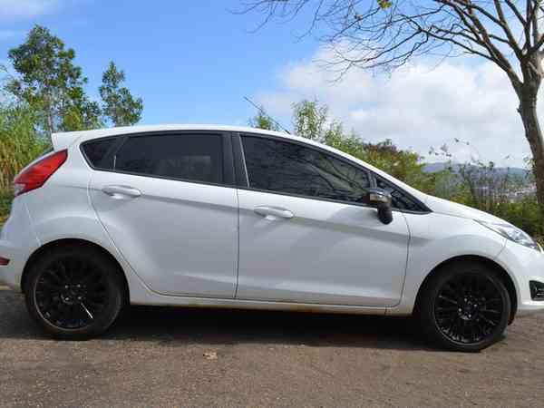 Ford Fiesta Se Style 1.6 16v Flex Mec. 5p