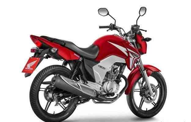 Motor com injeção eletrônica trabalha com gasolina e álcool  - Honda/divulgacao