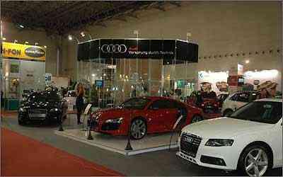 A Audi apresentou em primeira mão o R8 5.2 FSI, um bólido de 525 cv e R$ 696.500 -
