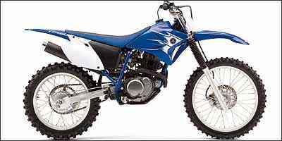 Visual é inspirado nas motos de competição do tipo cross - Fotos: Yamaha/Divulgação