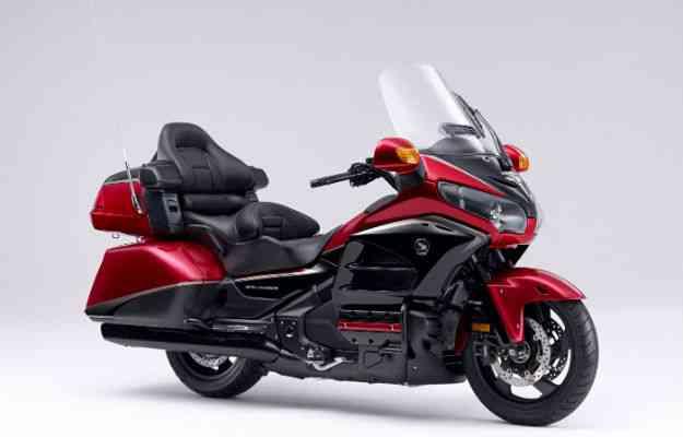 Marca foi alcançada com produção da Gold Wing 2015 - Honda/Divulgação