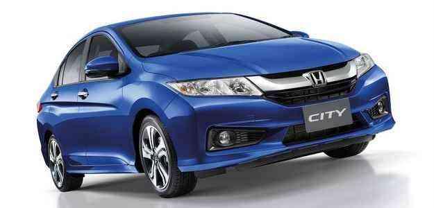 Sedã custa a partir de 550.000 baht (cerca de R$ 40 mil) no país - Honda/divulgação