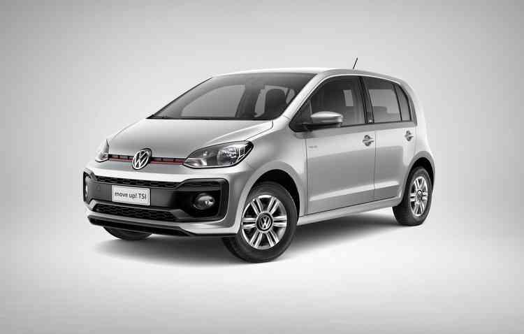 Move Up! é agora a versão de entrada do compacto - Volkswagen / Divulgacao
