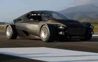 Miss R promete ser um décimo mais rápido do que o Roadster. Foto: Xing / Divulgação
