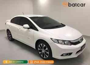 Honda Civic Sedan Lxs 1.8/1.8 Flex 16v Mec. 4p em Brasília/Plano Piloto, DF valor de R$ 58.000,00 no Vrum
